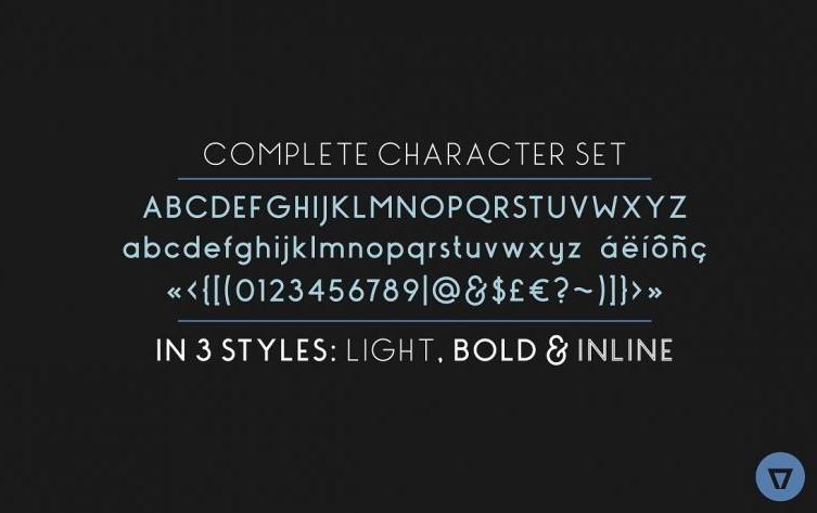 Monopoly Font View