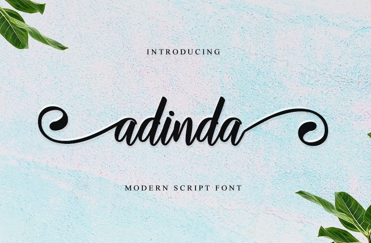 Adinda Font