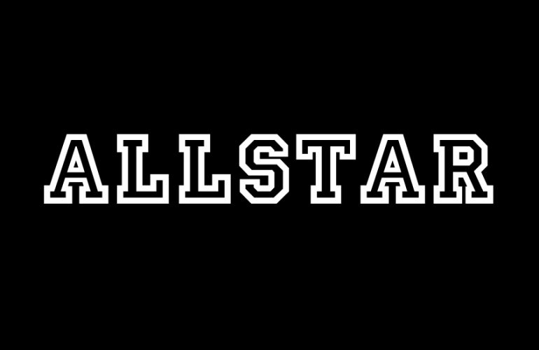 Allstar Font