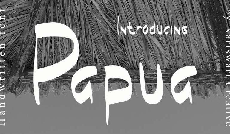 Papua Font