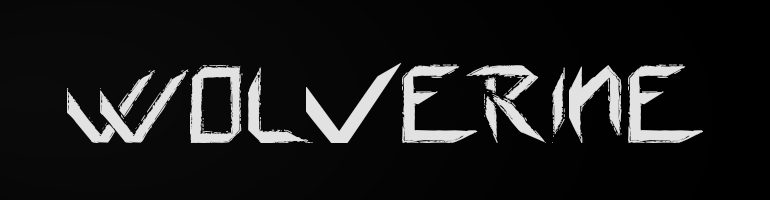 Wolverine Font